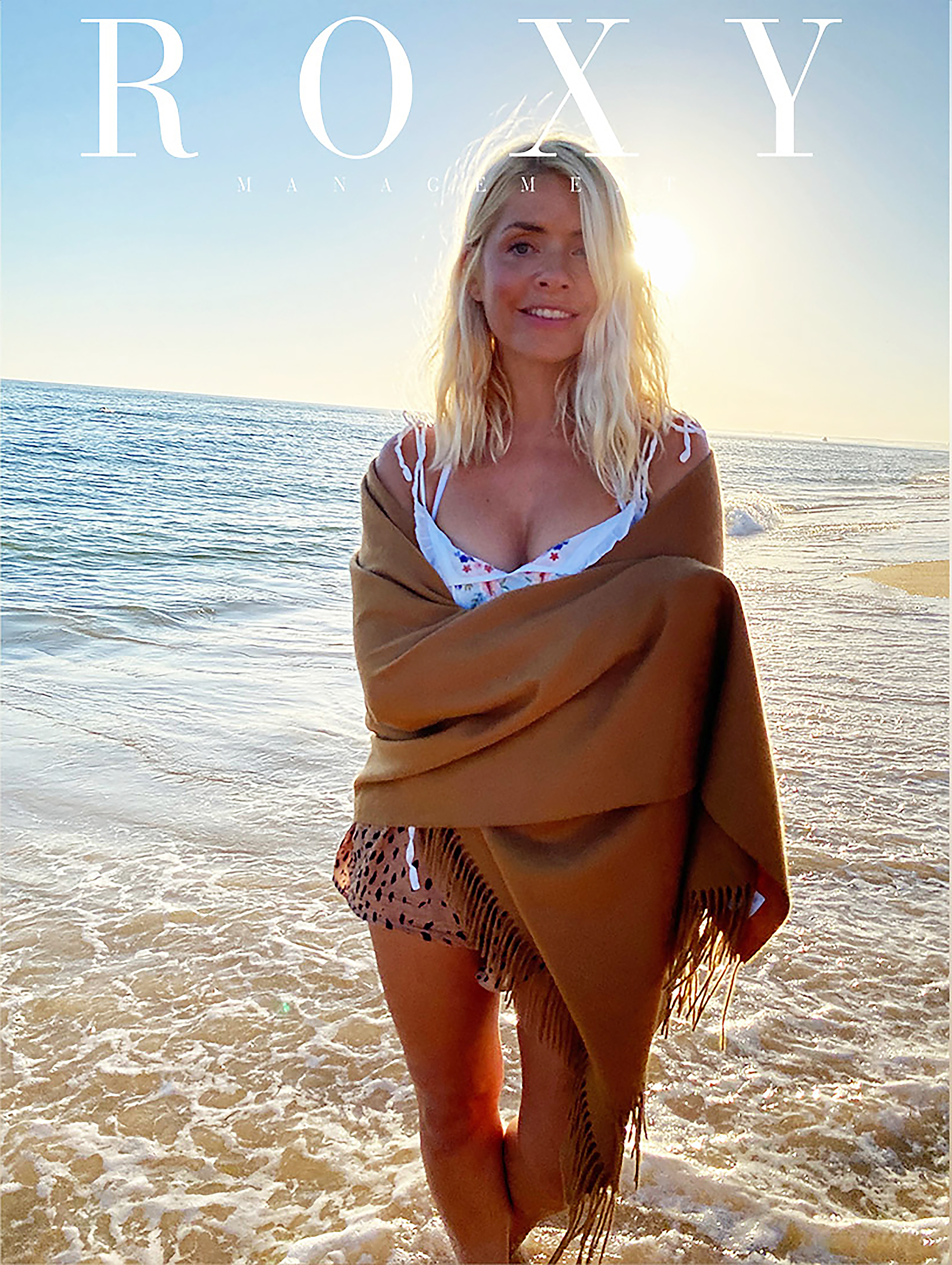 Holly Willoughby nackte Fälschungen foto 2