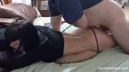 She WonT Let Him Pull Out Creampie foto 4